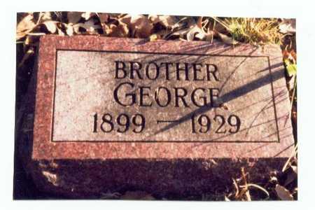 KNUDSEN, GEORGE - Pottawattamie County, Iowa | GEORGE KNUDSEN