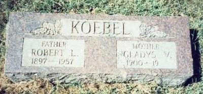 KOEBEL, ROBERT L - Pottawattamie County, Iowa | ROBERT L KOEBEL