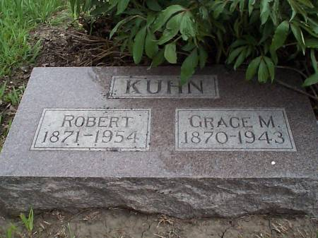KUHN, ROBERT & GRACE M. - Pottawattamie County, Iowa | ROBERT & GRACE M. KUHN