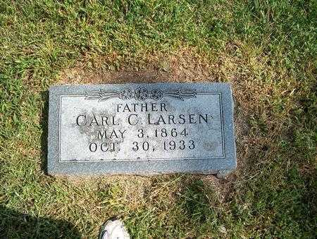 LARSEN, CARL C. - Pottawattamie County, Iowa | CARL C. LARSEN