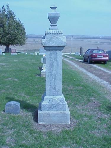LAWRENCE, HEADSTONE - Pottawattamie County, Iowa | HEADSTONE LAWRENCE