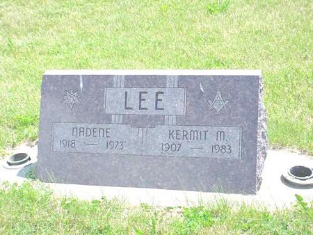 LEE, NADENE - Pottawattamie County, Iowa | NADENE LEE