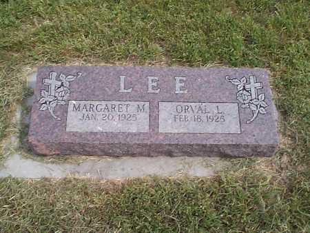 LEE, ORVAL L. - Pottawattamie County, Iowa | ORVAL L. LEE