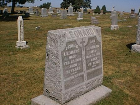 LEONARD, ANN - Pottawattamie County, Iowa | ANN LEONARD