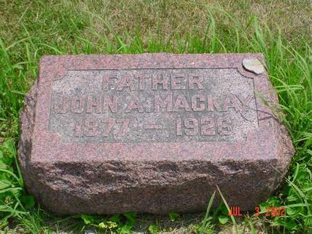 MACKAY, JOHN A. - Pottawattamie County, Iowa | JOHN A. MACKAY