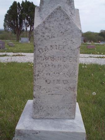 MAGRUDER, DANIEL - Pottawattamie County, Iowa | DANIEL MAGRUDER