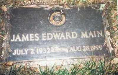 MAIN, JAMES EDWARD - Pottawattamie County, Iowa | JAMES EDWARD MAIN