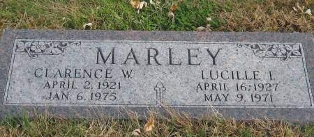 MARLEY, CLARENCE W. - Pottawattamie County, Iowa | CLARENCE W. MARLEY