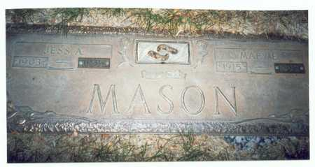 MASON, MARY ETHEL - Pottawattamie County, Iowa | MARY ETHEL MASON