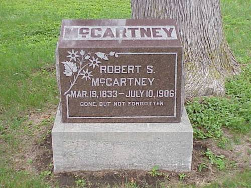 MCCARTNEY, ROBERT S. - Pottawattamie County, Iowa | ROBERT S. MCCARTNEY