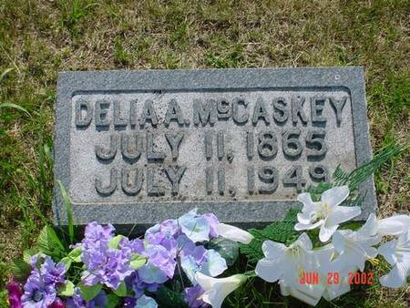 MCCASKEY, DELIA A. - Pottawattamie County, Iowa | DELIA A. MCCASKEY