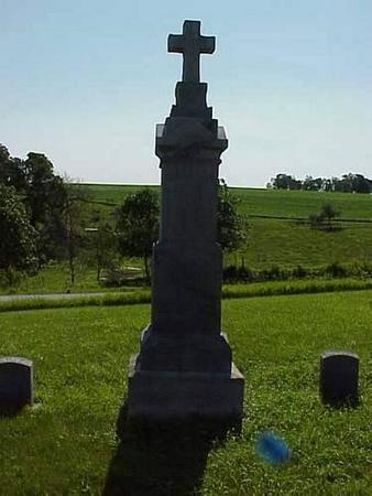 MCCRICKARD, WEST - Pottawattamie County, Iowa | WEST MCCRICKARD