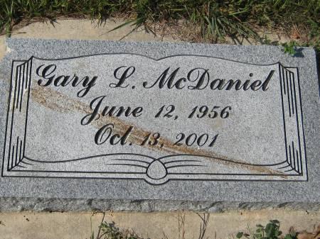 MCDANIEL, GARY L. - Pottawattamie County, Iowa | GARY L. MCDANIEL