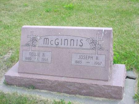 MCGINNIS, JOSEPH B. - Pottawattamie County, Iowa | JOSEPH B. MCGINNIS