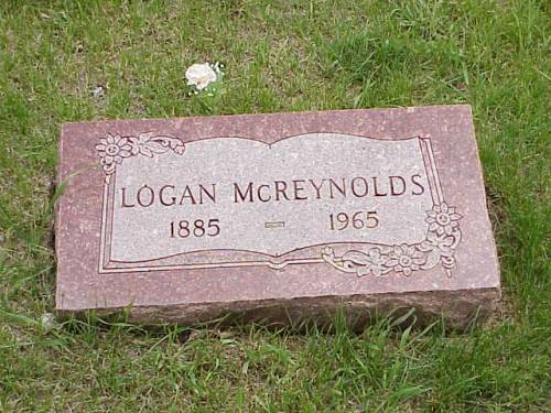MCREYNOLDS, LOGAN - Pottawattamie County, Iowa | LOGAN MCREYNOLDS