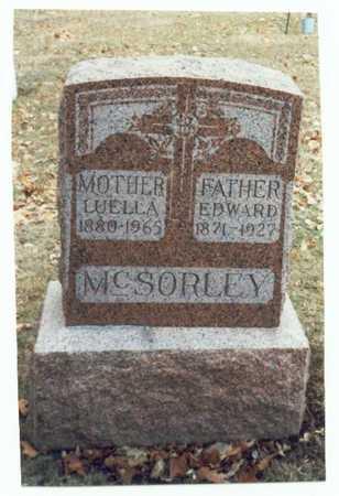 MCSORLEY, LUELLA - Pottawattamie County, Iowa | LUELLA MCSORLEY