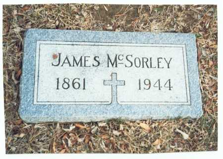 MCSORLEY, JAMES - Pottawattamie County, Iowa | JAMES MCSORLEY