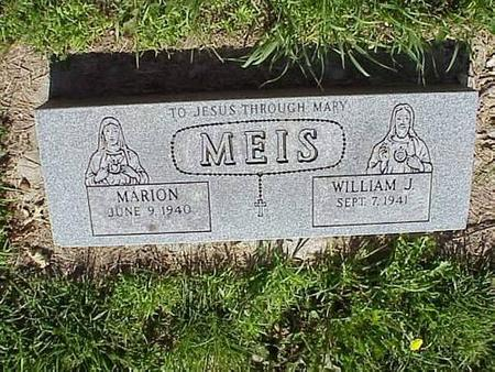 MEIS, MARION & WILLIAM J. - Pottawattamie County, Iowa | MARION & WILLIAM J. MEIS