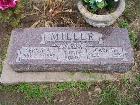 MILLER, CARL H. - Pottawattamie County, Iowa | CARL H. MILLER