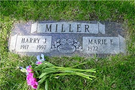 MILLER, HARRY J. - Pottawattamie County, Iowa | HARRY J. MILLER