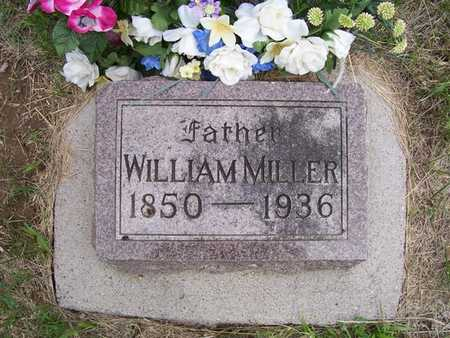 MILLER, WILLIAM F. - Pottawattamie County, Iowa | WILLIAM F. MILLER