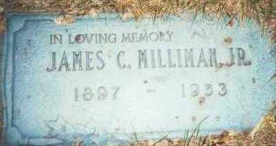 MILLIMAN, JAMES C. JR. - Pottawattamie County, Iowa   JAMES C. JR. MILLIMAN