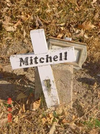 MITCHELL, INFANT 2 - Pottawattamie County, Iowa   INFANT 2 MITCHELL