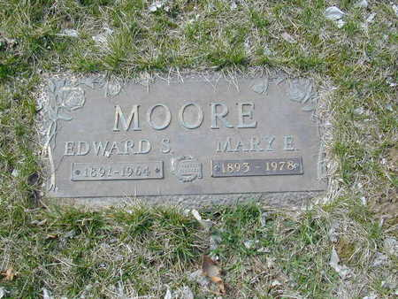 MOORE, MARY E. - Pottawattamie County, Iowa | MARY E. MOORE