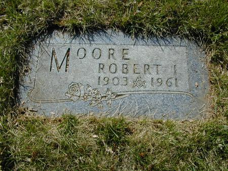 MOORE, ROBERT IRVING - Pottawattamie County, Iowa | ROBERT IRVING MOORE