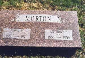 MORTON, ANTHONY E.