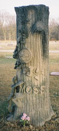 MOSS, MARY G - Pottawattamie County, Iowa | MARY G MOSS
