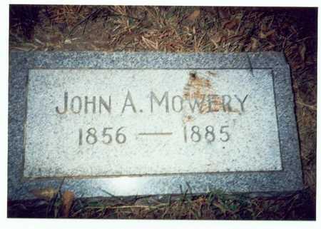 MOWERY, JOHN A. - Pottawattamie County, Iowa | JOHN A. MOWERY