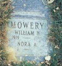 MOWERY, WILLIAM H. - Pottawattamie County, Iowa | WILLIAM H. MOWERY