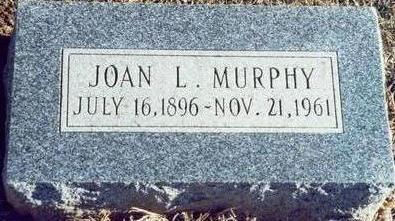 MURPHY, JOAN L. - Pottawattamie County, Iowa | JOAN L. MURPHY