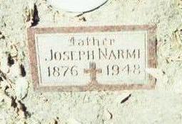 NARMI, JOSEPH - Pottawattamie County, Iowa | JOSEPH NARMI