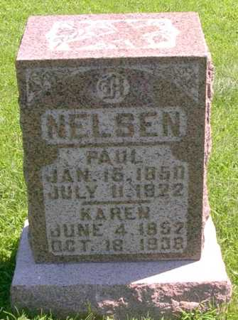 NELSEN, PAUL - Pottawattamie County, Iowa | PAUL NELSEN