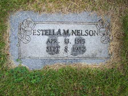 NELSON, ESTELLA M. - Pottawattamie County, Iowa | ESTELLA M. NELSON