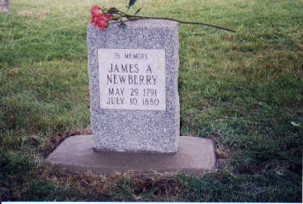 NEWBERRY/NEWBERY, JAMES - Pottawattamie County, Iowa | JAMES NEWBERRY/NEWBERY