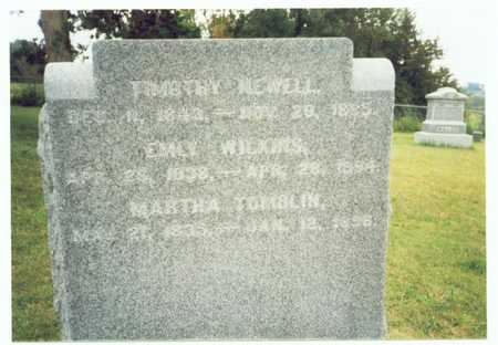 TOMBLIN, MARTHA - Pottawattamie County, Iowa | MARTHA TOMBLIN