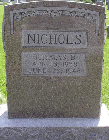NICHOLS, THOMAS - Pottawattamie County, Iowa | THOMAS NICHOLS