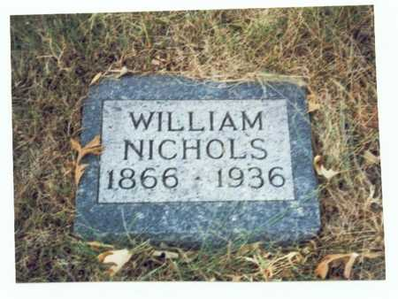 NICHOLS, WILLIAM - Pottawattamie County, Iowa | WILLIAM NICHOLS