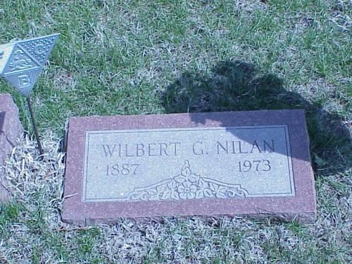 NILAN, WILBERT G. - Pottawattamie County, Iowa | WILBERT G. NILAN