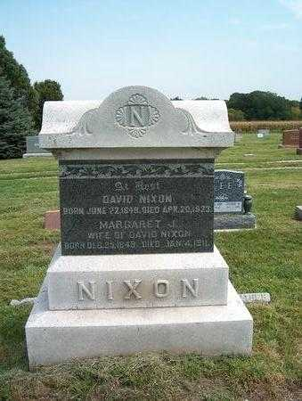 NIXON, DAVID - Pottawattamie County, Iowa | DAVID NIXON