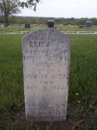 NIXON, ELIZA A. - Pottawattamie County, Iowa | ELIZA A. NIXON