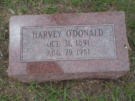 O'DONALD, HARVEY - Pottawattamie County, Iowa | HARVEY O'DONALD
