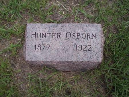 OSBORN, HUNTER - Pottawattamie County, Iowa | HUNTER OSBORN