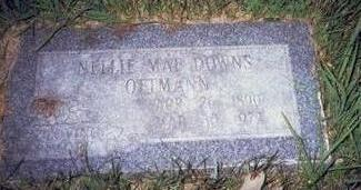 DOWNS OTTMANN, NELLIE MAE - Pottawattamie County, Iowa | NELLIE MAE DOWNS OTTMANN