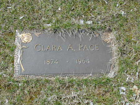 DUDLEY PACE, CLARA A. - Pottawattamie County, Iowa | CLARA A. DUDLEY PACE