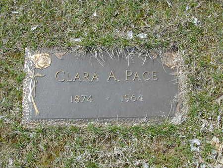 PACE, CLARA A. - Pottawattamie County, Iowa | CLARA A. PACE