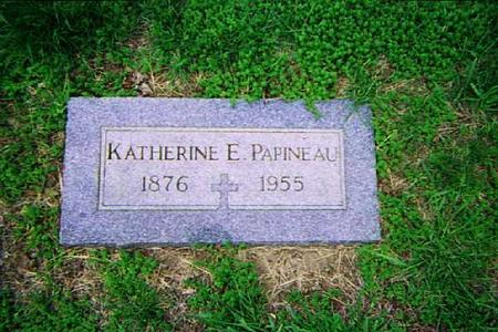 SHARKEY PAPINEAU, KATHERINE - Pottawattamie County, Iowa | KATHERINE SHARKEY PAPINEAU